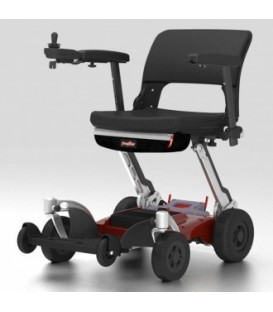 Luggie TravelRider Foldable Power Chair by FreeRider