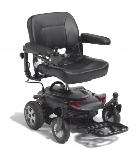 Titan LTE Portable Rear Wheel Drive Power Chair by Drive