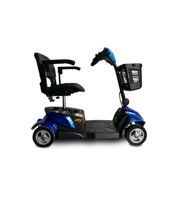Citycruiser 4 Wheel Scooter Ev Rider American Quality