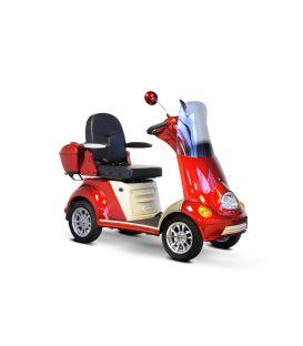 E-Wheels EW-52 Bariatric 4-Wheel Scooter