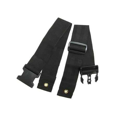 Clamp Style Seat Belt (2 Piece)